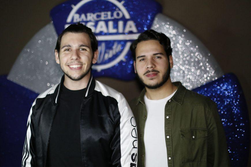 2- Juan luis Minaya y Arturo Compres
