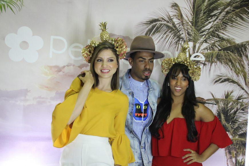 3..Lorenna Pier, Enyer Diaz y Airam Toribio