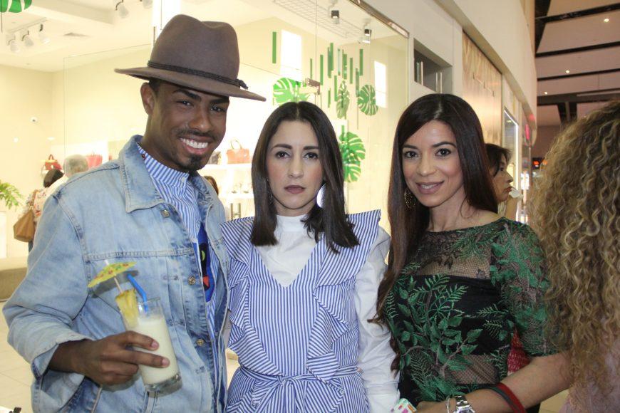 5.Enyer Diaz, Anyelina Guzmán y Lady Francisco