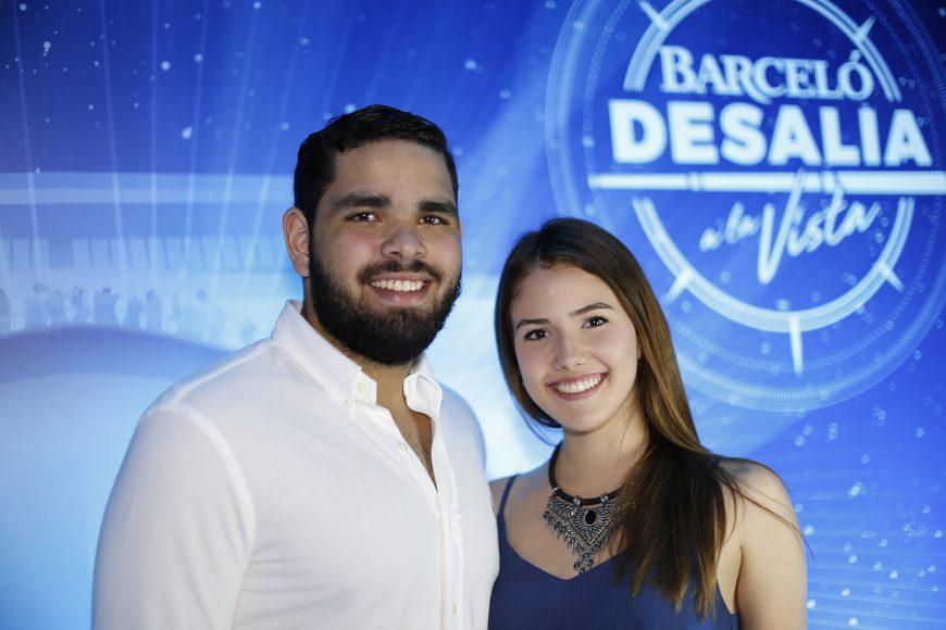 7. Carlos Polanco y María Díaz