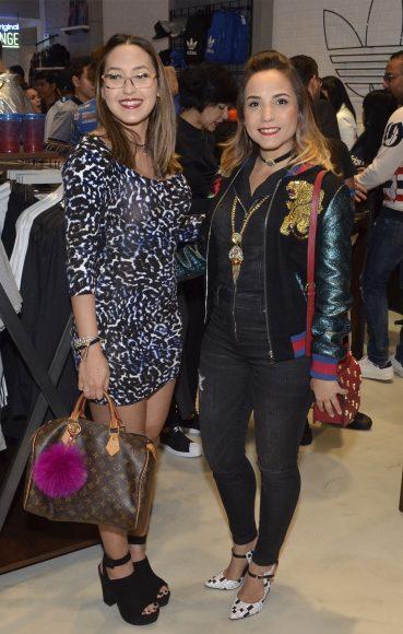 Foto 23 Sheila Lluberes y Gipsy María Guilliani