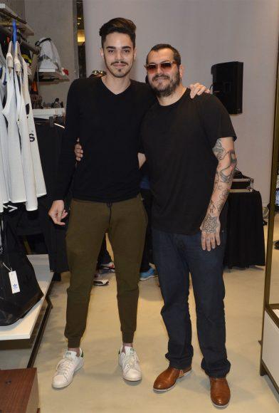 Foto 27 June Gómez y Riccardo Bardellino