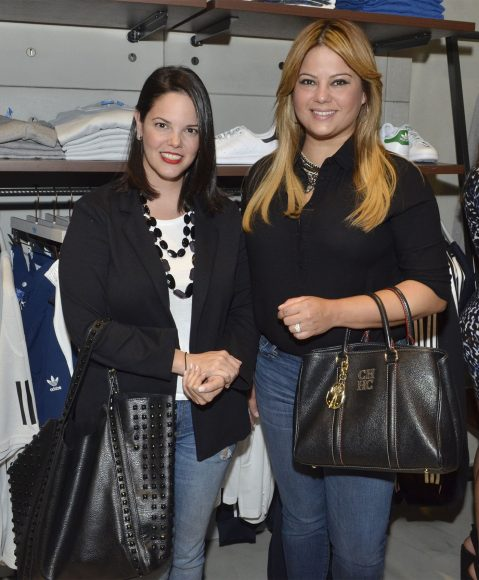 Foto 7 Rita García y Evelyn Betancourt