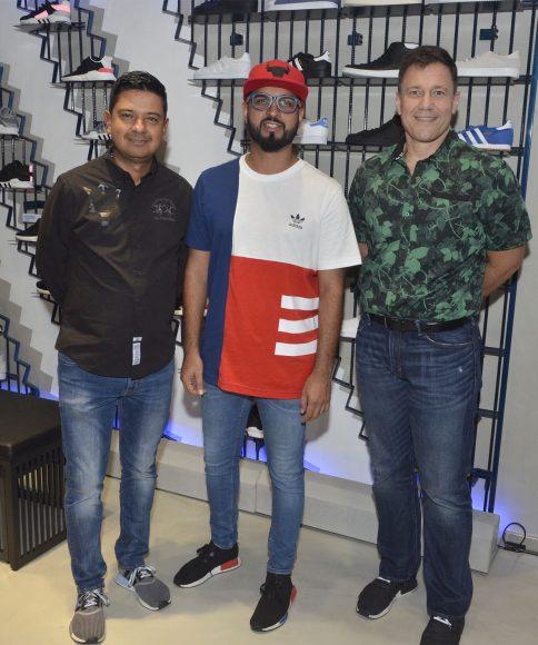 Foto Principal 3 Edgar Bermúdez, Oswald Quintero y David Smith