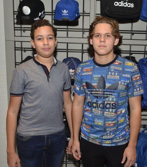 Gabriel Guzmán y Felipe Pagés