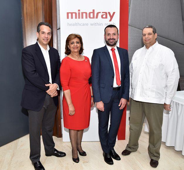 José Ricardo Leroux, Margarita De Delgado, Jorge Toro Ospina y Carlos Leroux.