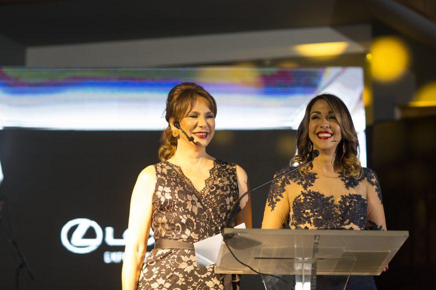 Milagros German y Mariasela Alvarez