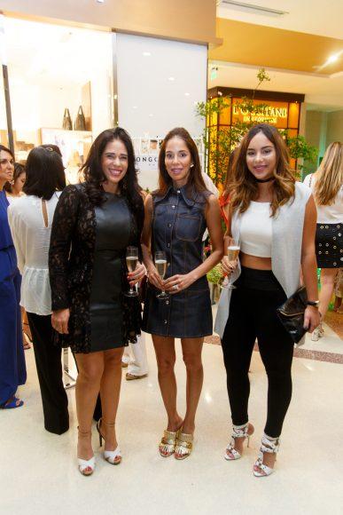 3 Alfida Puello, Letty Rivera y Ximena Castillo