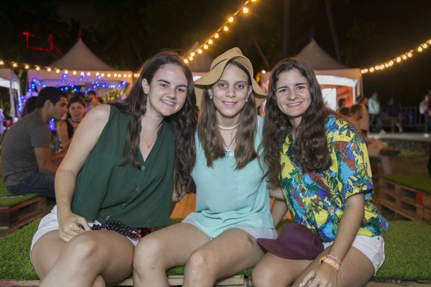 3. María Isabel Rodríguez, Stephanie Jiménez, María José Rodríguez