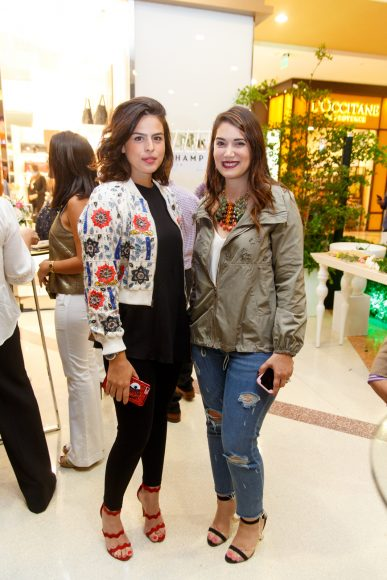 5 Graciella Dietsch y María Conchita Arcalá