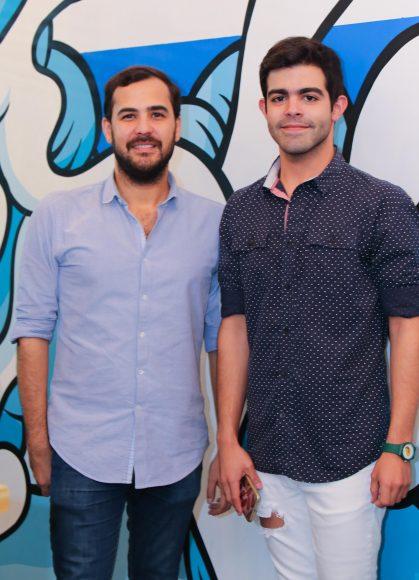 6. Paul Alfonso y Omar Attias