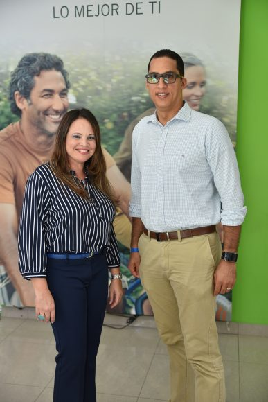 9. Raquel Paris y José Ramírez.