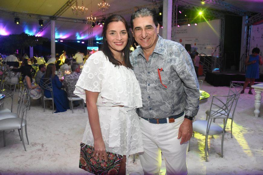 Altagracias de Subero y Ricardo Subero. (Copiar)