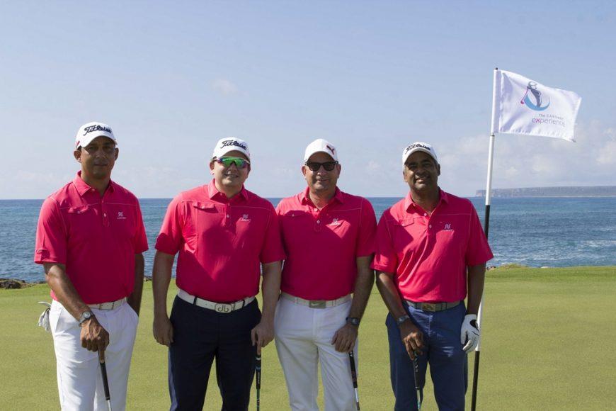 Cesar Rodriguez, Andres Marranzini , Erick Diaz, Joel Santos.