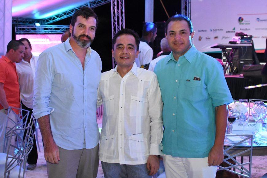 Gervasio Guareschi , Francisco Marmolejos , Walter Schall (Copiar)
