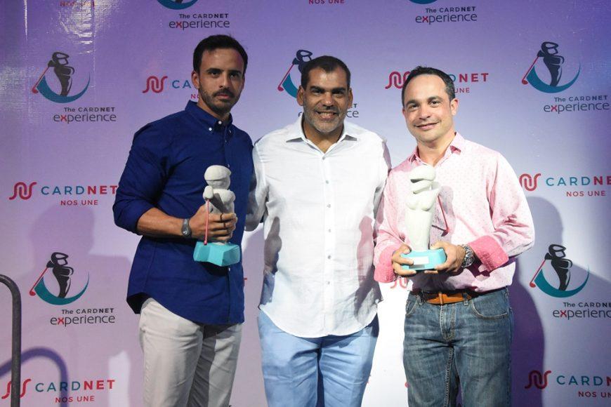 Tommy Terrero, Luis Bencosme, Jose Ottoniel Aybar. (Copiar)