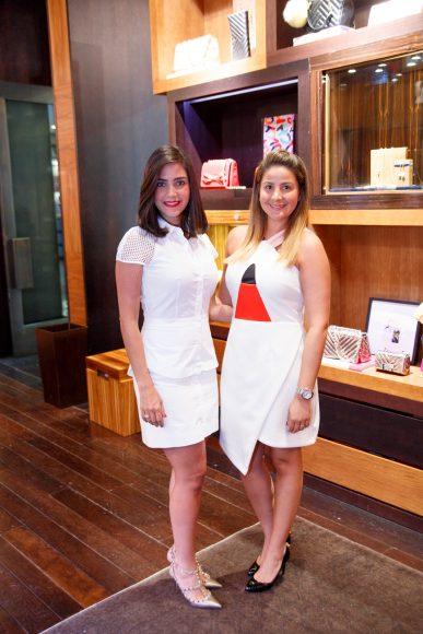1 Bella Báez y Jackie Najjar