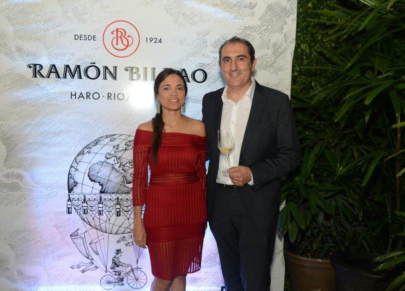 1. Michelle Menéndez y Rodolfo Bastida