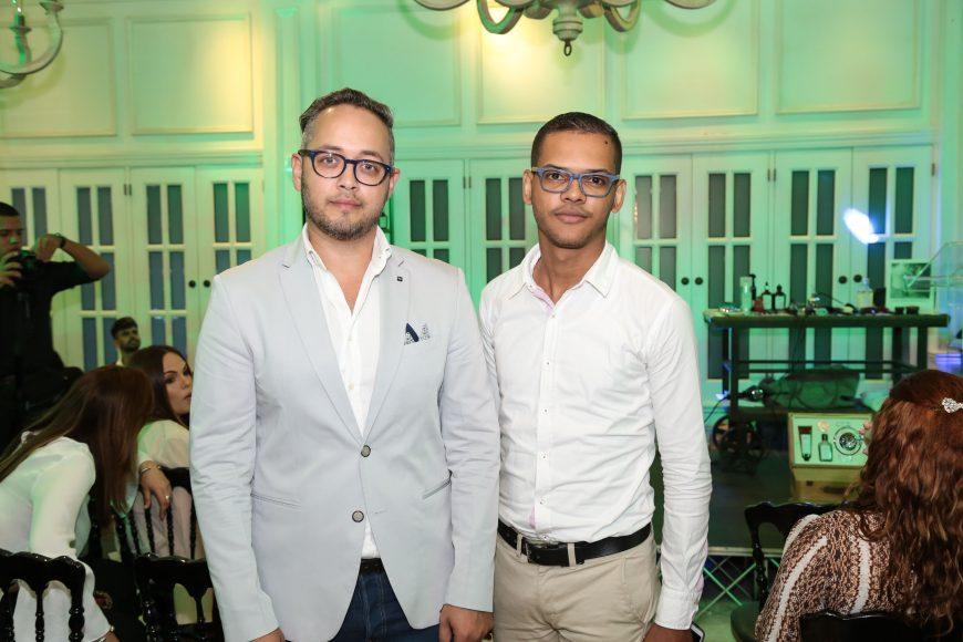 10 Carlos De Moya y Michael Liria