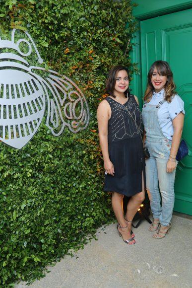10. Diana Suriel y Pamela Angulo