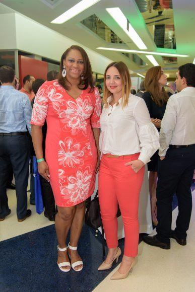11. Lilian Zapata y Joan Patricia Landolfi