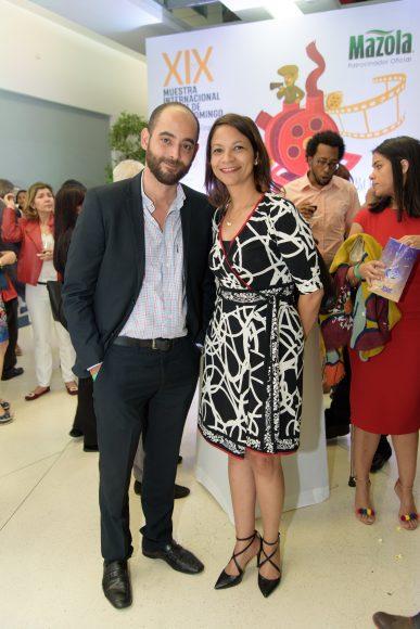 12. Victor Sánchez y Patricia Nolasco