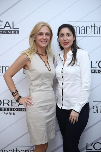 2. Carmen Farach y Maika Trueba