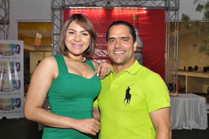 4. Ariela Rodríguez y Pedro Gabriel Batista