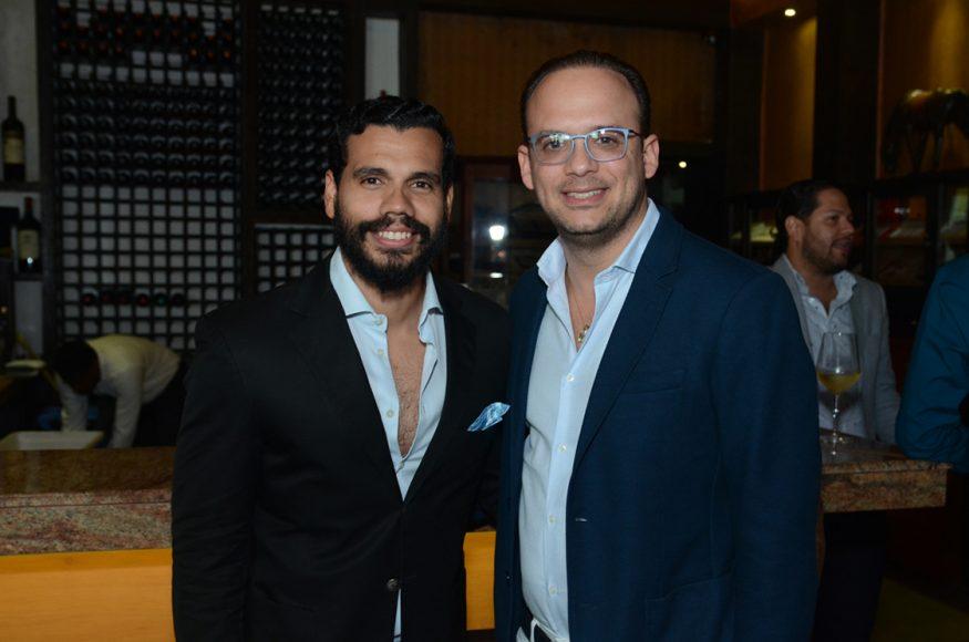 4. Marco Perello y Francisco Genao