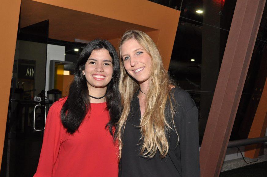 5. Claudia Méndez y Catalina Salazar