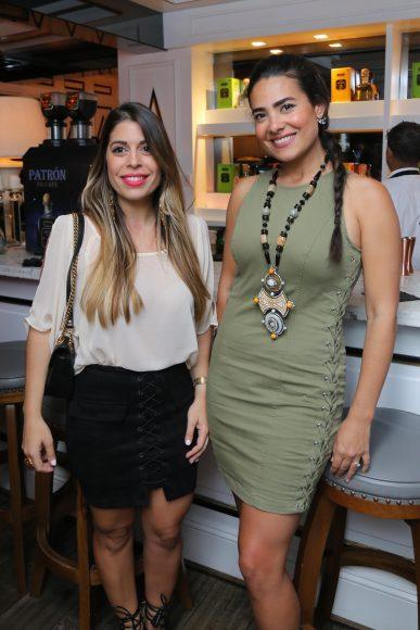 5. Ginna Fernández y Sarah López