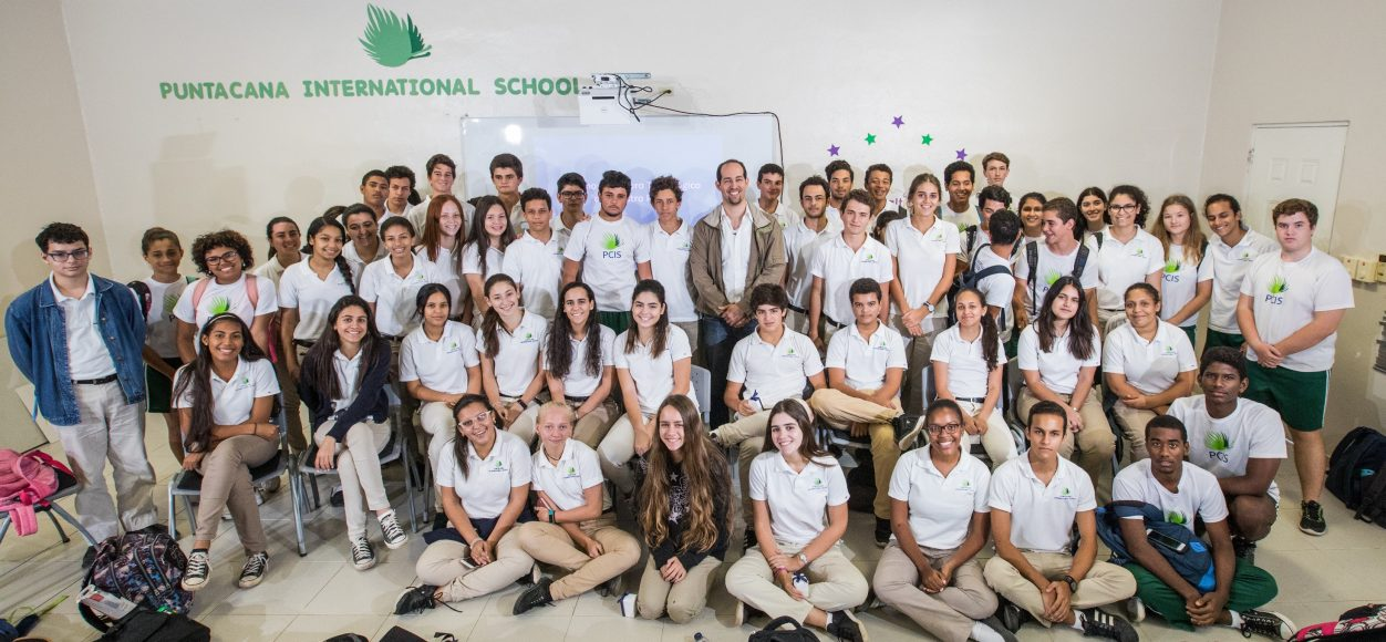 5.Estudiantes del Puntacana International School