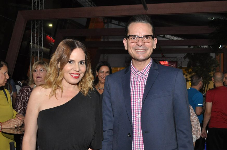 6. Brenda Sánchez y Francisco Sanchis