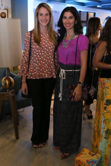 6. Gabriela Oller y Rachelle Villanueva