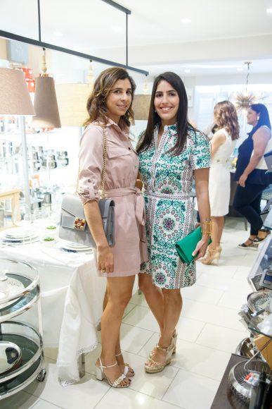6. Ginna Pannocchia y María Gabriela Suero