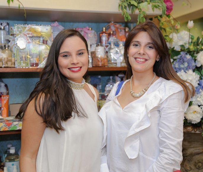 7. Grecia Berrido y Sarah Rodríguez