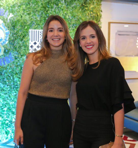 7. Rocio Vidal y Marina Silverio