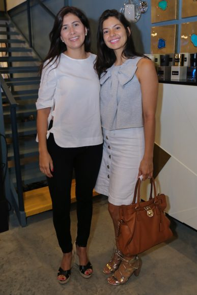 8. Laura Núñez y Elissa Heinsen