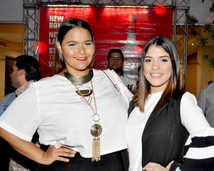 8.Jennifer Guzmàn y Pamela Mateo