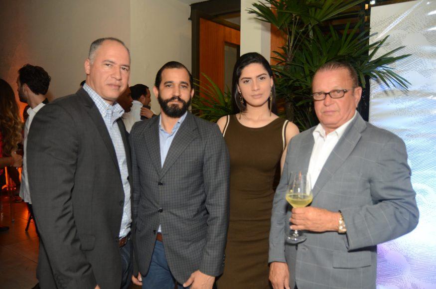 9. Erasmo López, Abel Durán, Yanelsy Lopez, Pedro Marte
