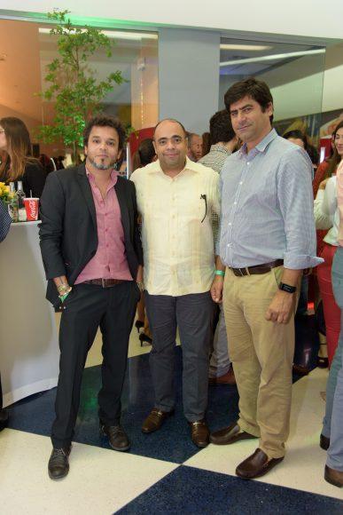 9. Tabaré Blanchard, Omar De La Cruz y Antonio Alma