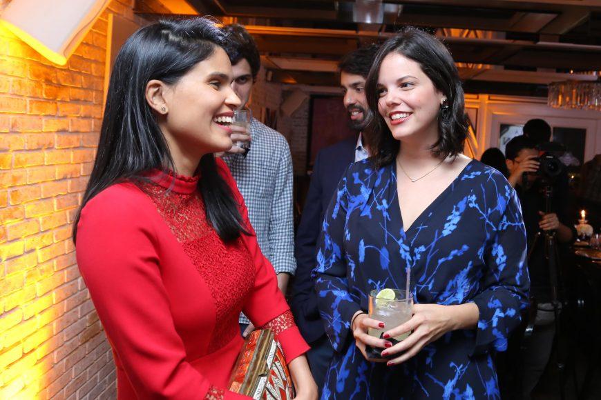Maylé Vásquez y Rita García