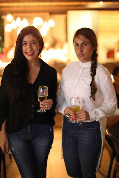 10 Caro Otero y Mariel Pou