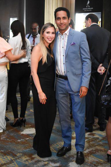 12. Nicole Llenas y Juan Francisco Medina