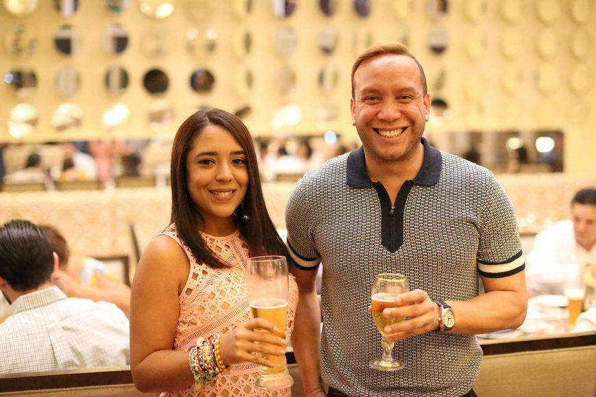 14 Grace Chavez y José Jhan