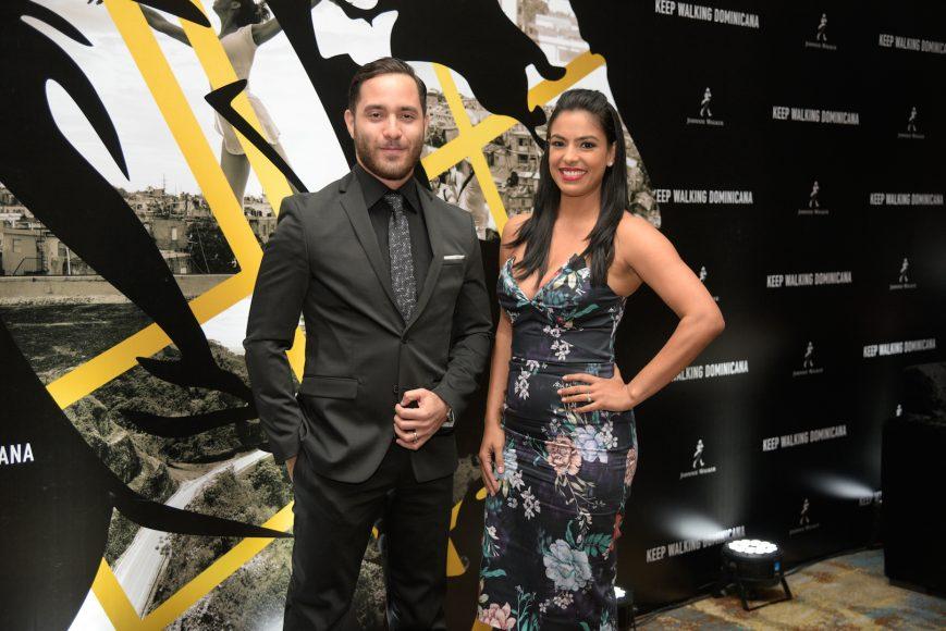 18.B-Raeldo López y Lizbeth Santos
