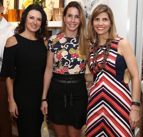 3. Jessica Miranda de Rodríguez, Natalie Hazoury y Ana Ramos