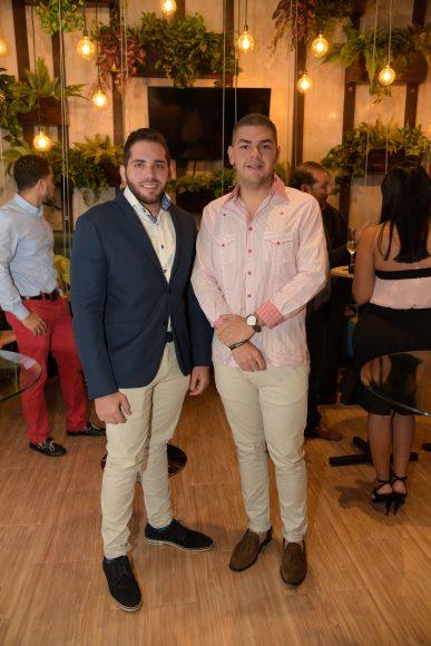5 Amin Lama y Francisco Gómez