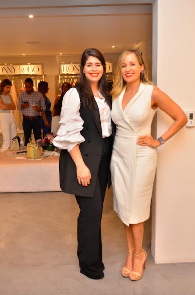 7. Giovanna Vasquez y Aura Rosa