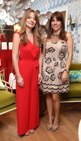 9. Gianna de Valencia y Carola Alorda